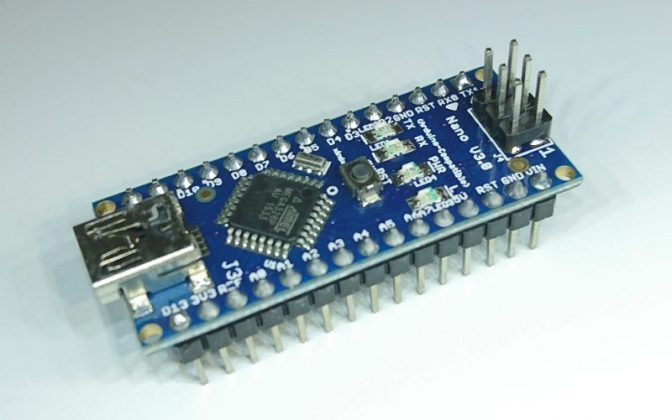 Arduino nano動作確認