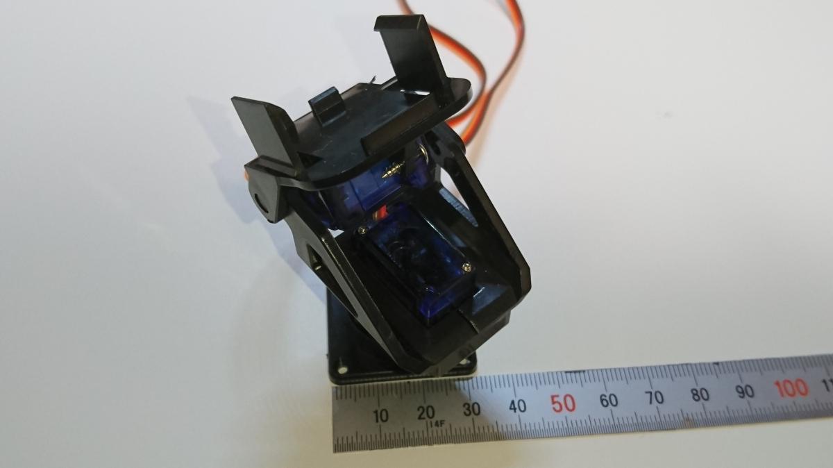 Arduino サーボモーターを制御する