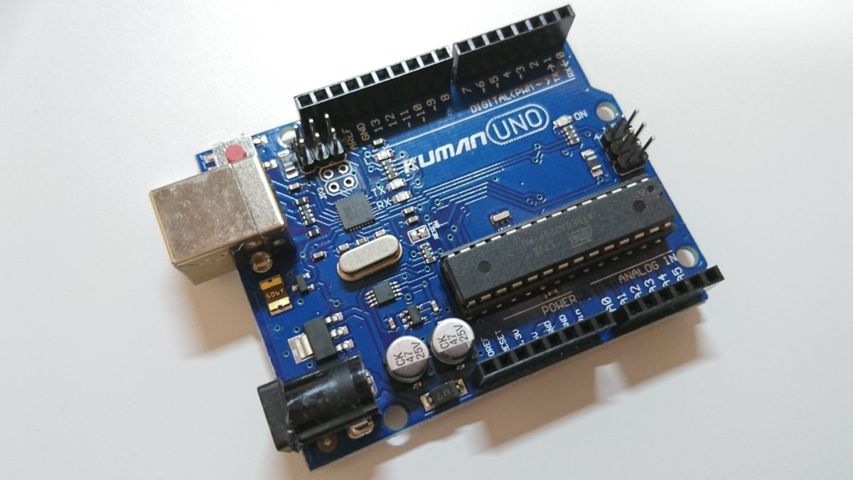 Arduino SPI マスターとスレーブでデータ通信