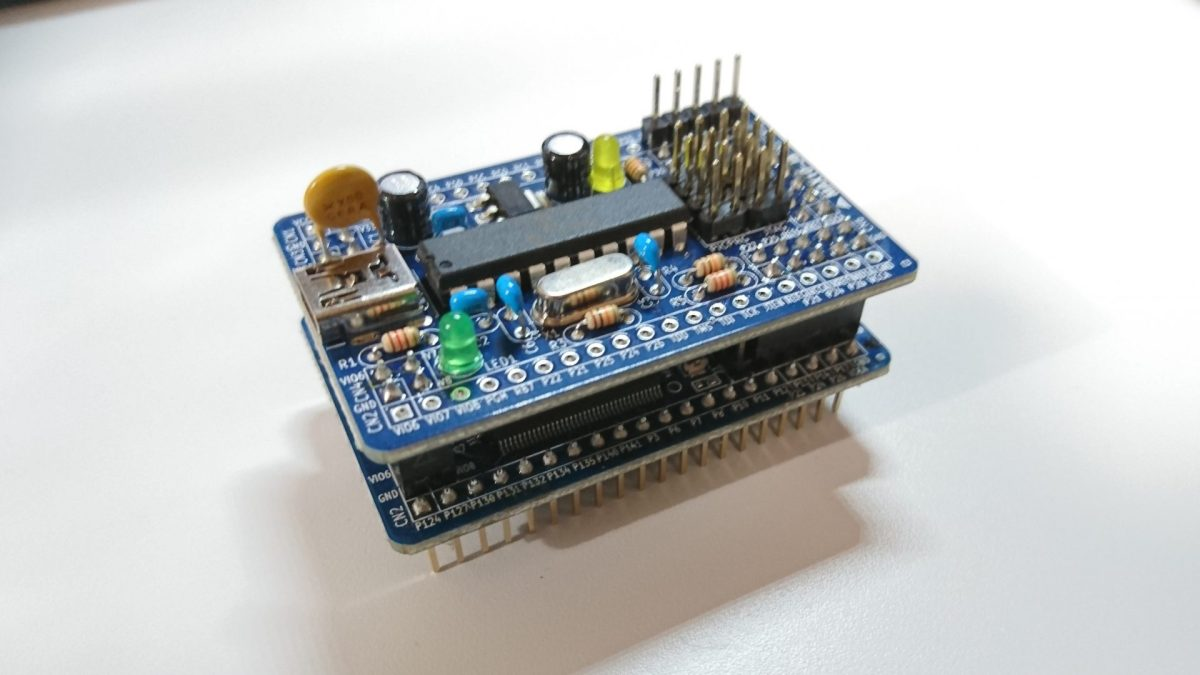 MAX10 RGB LED制御